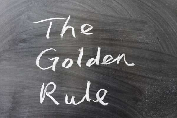Celebrating the Golden Rule to Stop Bullying